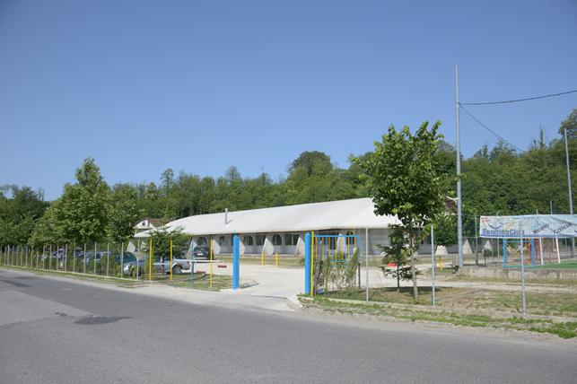 Ingresso Sporting Club Calabria